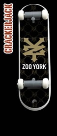 SkateDrive : Zoo York : Crackerjack
