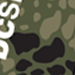 DC Shoes : Croc Camo SkateDrive USB Flash Drives